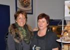 Erna en Margriet bij CSM